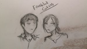 Freckled Cuties by Vanna-Wringer