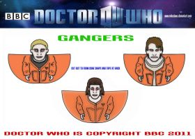Doctor Who - Gangers by mikedaws