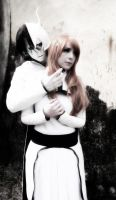 Ulquiorra and Orihime Cosplay - Prisoner by SailorMappy