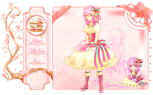 TT: Mille-feuille by chisacha