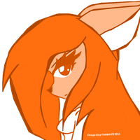 Orange Swirl by Orange-Soda-Kitty