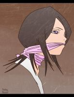 Rukia Bound by Hurley001