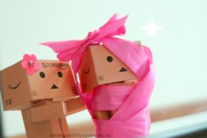 Dress Up Danbo (reedited) by milliemouse579