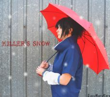 Sasuke -  Killer's Snow by SasuNaruKoro