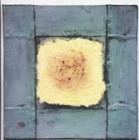Collagraph plate: Sunny by celacia