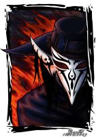 The Iconoclast Mask by synner