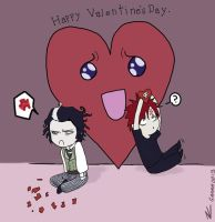 Crappy Valentines Day by Gaara0013