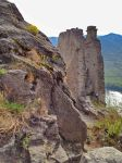 Austria - ruin fort by cotonmomma