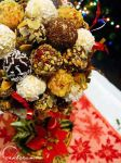 Christmas Truffle Tree by cakecrumbs