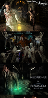 Outlast/Penumbra/Amnesia/Dead Space -Switch Places by DeathsFugitive