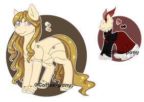 Adopt #3 Dollfie Pony Auction [CLOSED] by M0rning-Coffee