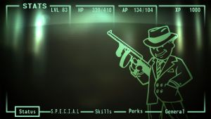 Fallout Pipboy wallpaper by Nick1983