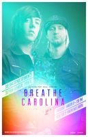 Breathe Carolina by kenji2030