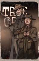 FAN ART True Grit - colors by jasinmartin