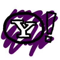Yahoo messenger icon by Obinoobie