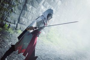 Assassin's Creed II fem!Ezio Auditore cosplay 13 by Ko-shi-patrick