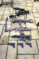 Armoury 1 by shotgun-ned