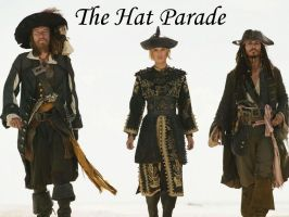 The Hat Parade by poliu365