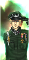 APH ::: Germany Bookmark by Tenyune