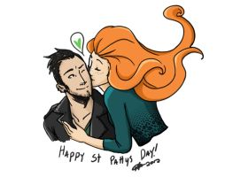 St Paddy's day 2012! by lutra13