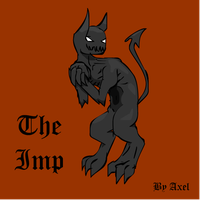 The Imp by AxelThePossum