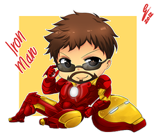 Iron Man by irask