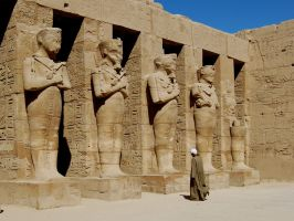 COME KARNAK COME by ANOZER