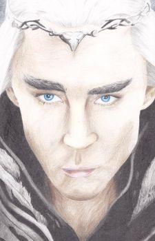 Thranduil by Summia-art