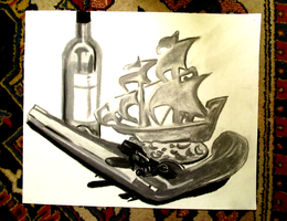 Still Life for Pirates by MWaters