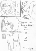 Finding Dad comic. Pg 1. by PheeOwhNah