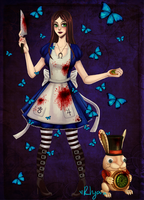 Alice Madness Returns by Rhyara