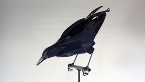 Crow 1 by HubcapCreatures