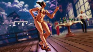 Juri Microkini Showcase by BrutalAce