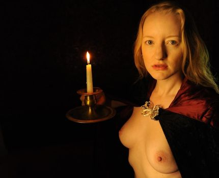 Galadriel by Candlelight by louisphoto