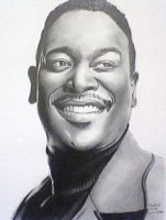 Luther Vandross by troydodd