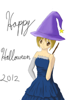 Happy Halloween by Hiyomi-chan