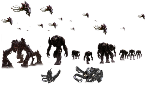 Aliens PNG by MariaSemelevich