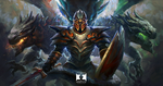 Dragon Knight - Dota 2 by MikeAzevedo