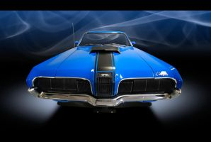 1970 Cougar by theCrow65