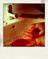A Murderer's Cleaning Work by Janina-Photography