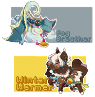 Winter Flukes Auction: Closed by cheepers
