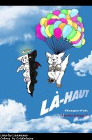 La haut_Up Collab by Cristaleyes