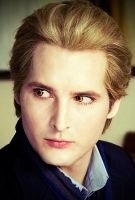 Carlisle Cullen in New Moon by wow-a-deer