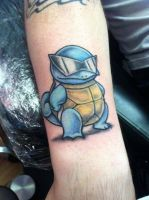 Squirtle Sqaud by greyfoxdie85