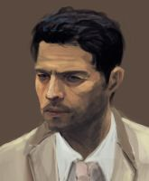 Castiel by Himeco