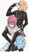 Mello on top by bettinaminamino