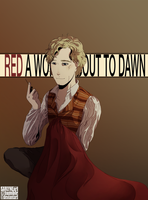 Les Mis: RED a world about to dawn by SarlyneART