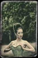 Jade Vixen by Steve-Lease