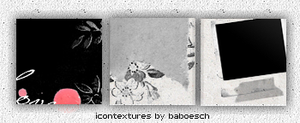 icontextures by baboesch