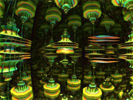 Floating Dome Nursery (3) by PhotoComix2